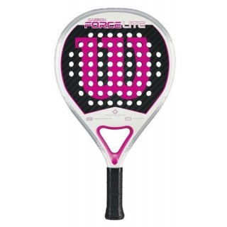 Pala Wilson Carbon Force Lite Rosa