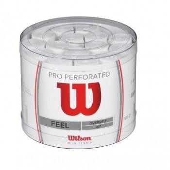 Tambor 60 Overgrips Wilson Pro Perforados