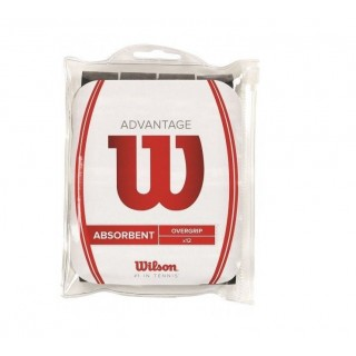 Pack 12 Overgrips Wilson Advantage