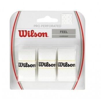 Blíster 3 Overgrips Wilson Pro Perforados
