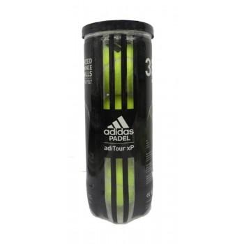 Bote de 3 bolas Adidas AdiTour XP