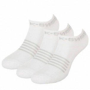 Pack de 3 Pares de Calcetines Kswiss All Court Low