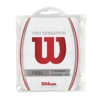 Pack 12 Overgrips Wilson Pro Sensation blanco