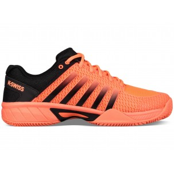 Zapatillas Kswiss Express Light Hb naranja fluor