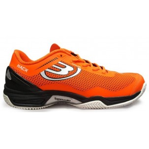Zapatillas Bullpadel Hack Knit naranja