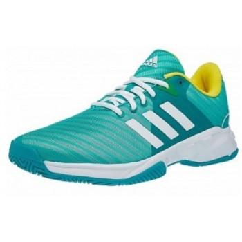Zapatillas Adidas Barricade Court 3 turquesa