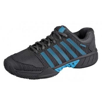 Zapatillas Kswiss Hypercourt Exp Hb negro azul