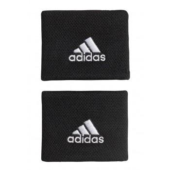 Pack 2 Muñequeras Adidas negro