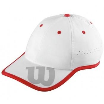 Gorra Wilson Baseball blanca